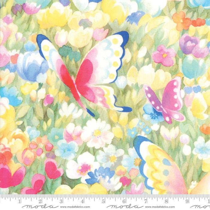 Flights Of Fancy Butterfly Fields