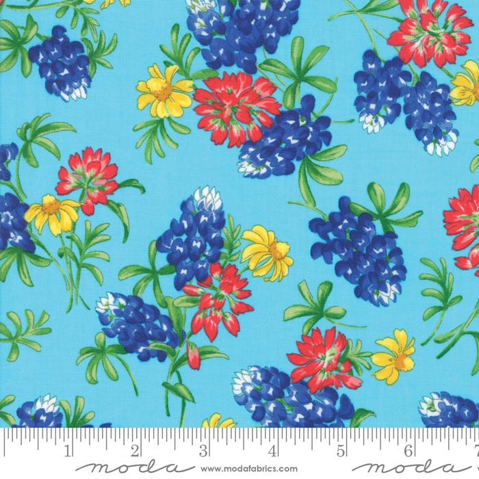 Fields of Blue Aqua 33452 15