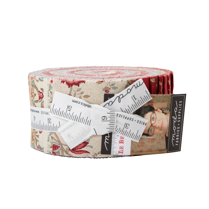 Le Beau Papillon Jelly Roll