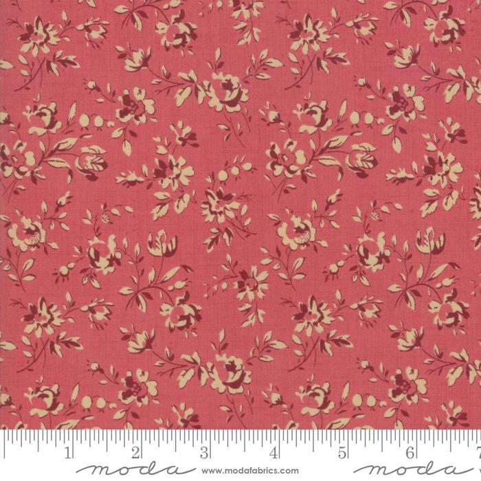 Le Beau Papillon 13867-18 Faded Red