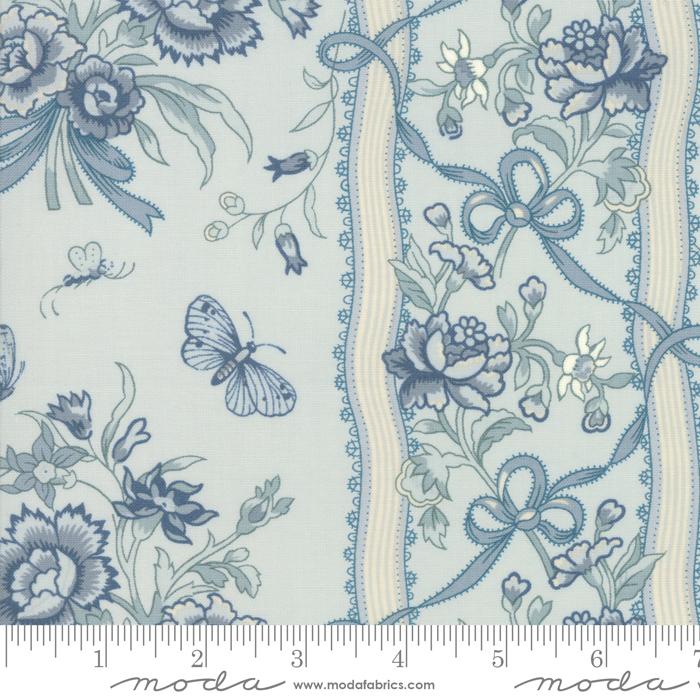 Le Beau Papillon 13869-13 Tonal Blue Dust