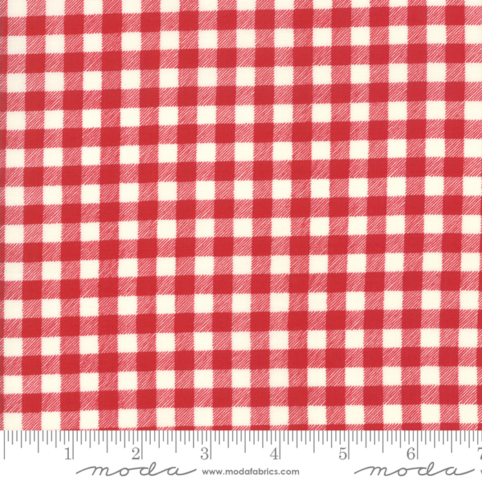 Good Times Red Gingham 21778 11