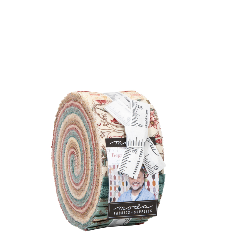 Regency Romance Jelly Roll