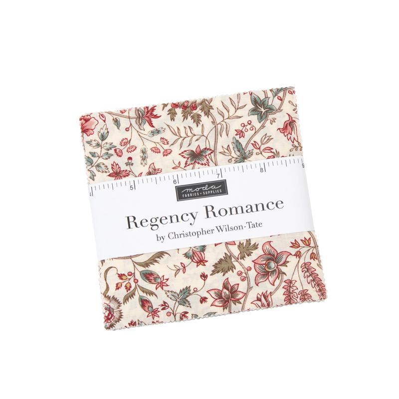 Regency Romance Charm Pack