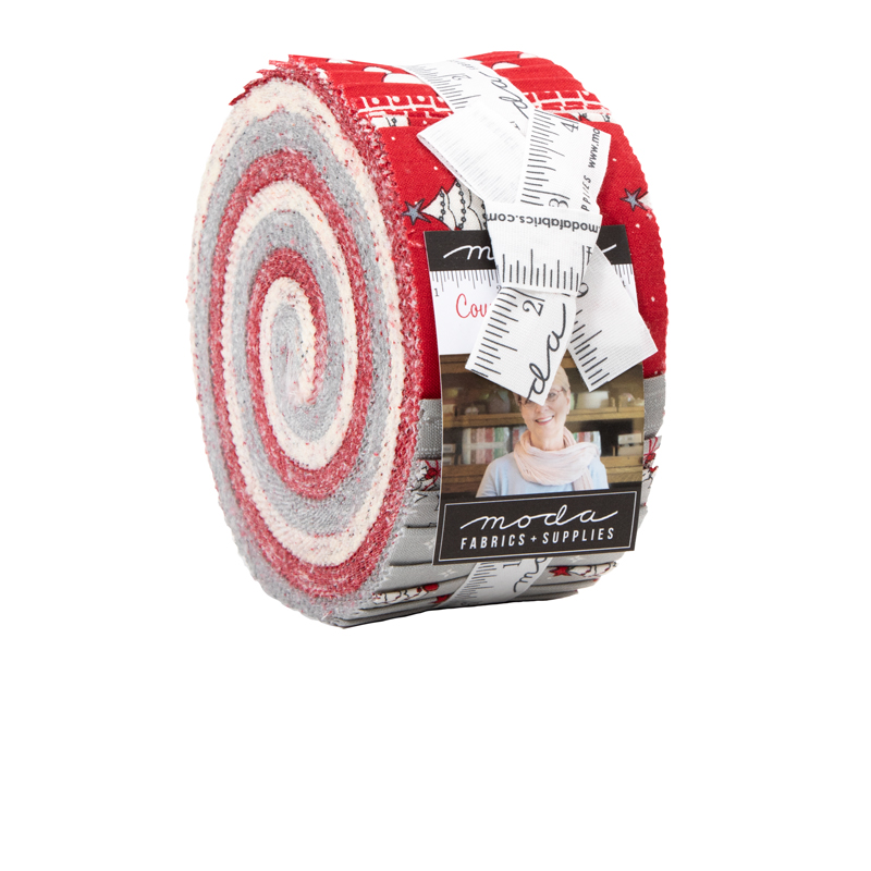 Country Christmas Jelly Roll®