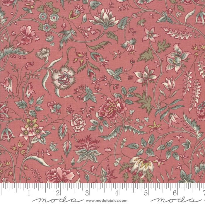 Regency Romance Dorchester Pink Floral