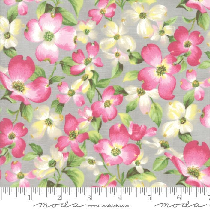 Pebble Cherry Blossom 33480 18 Sakura Park by Moda Fabrics