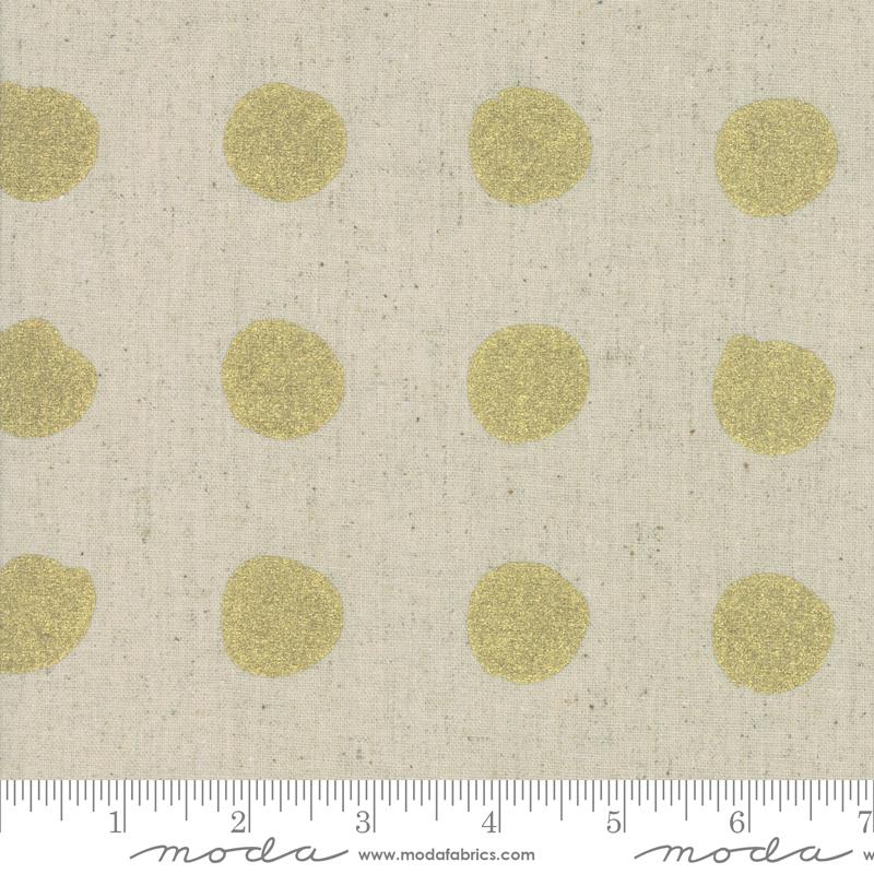 Chill Mochi Linen Linen Gold