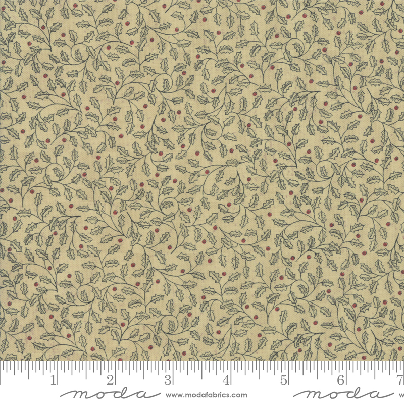 Snowbound Holly Holly Fawn 7023-14