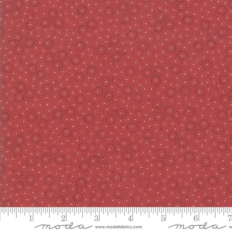 Snowbound Snowballs Berry 7024-11