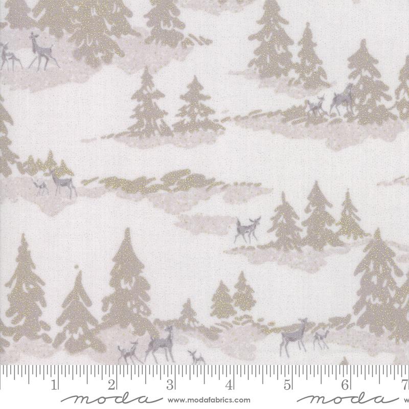Forest Frost Glitter Cloud