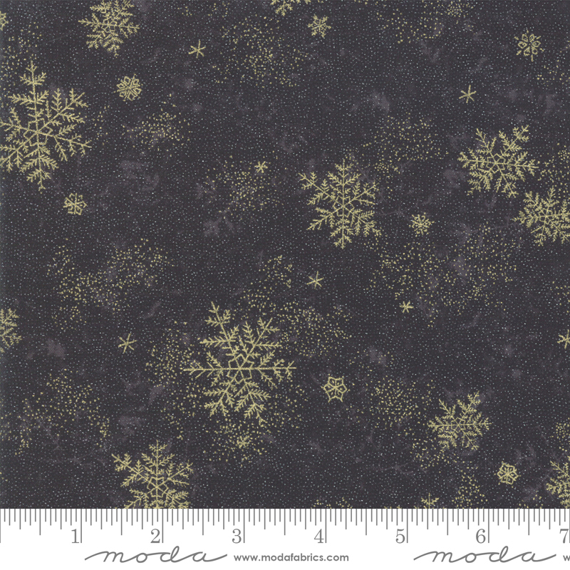 Forest Frost Glitter Coal