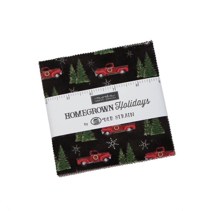 Homegrown Holidays Charm Pack