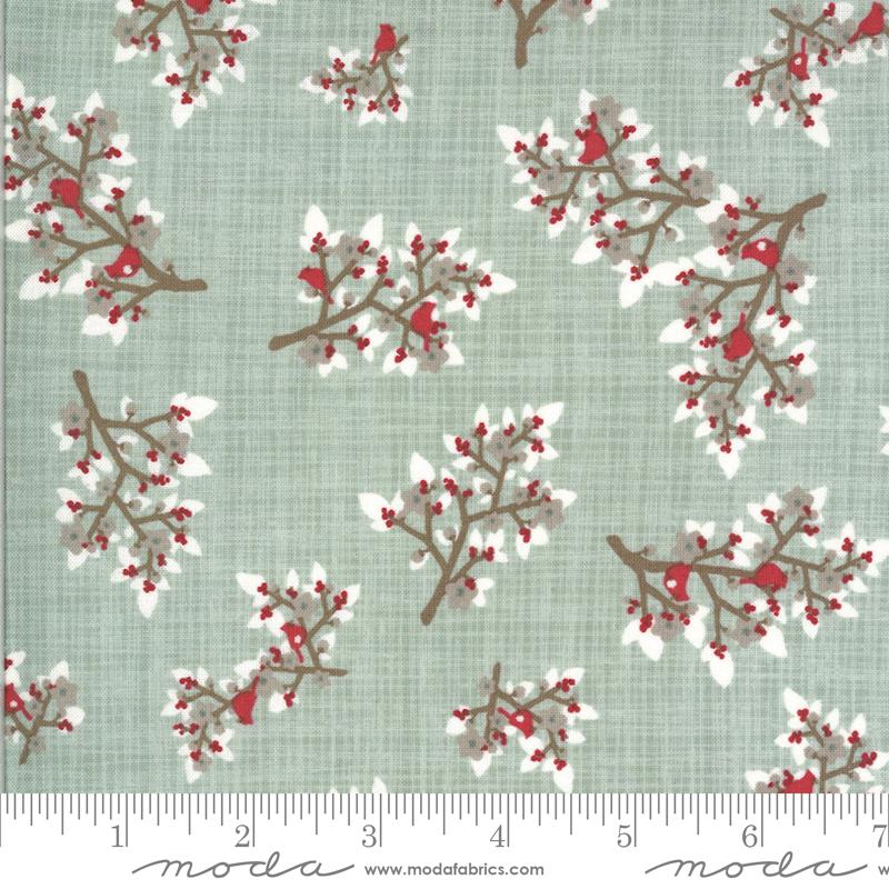 13201 15 Frost Juniper by Kate & Birdie Paper Co. Moda