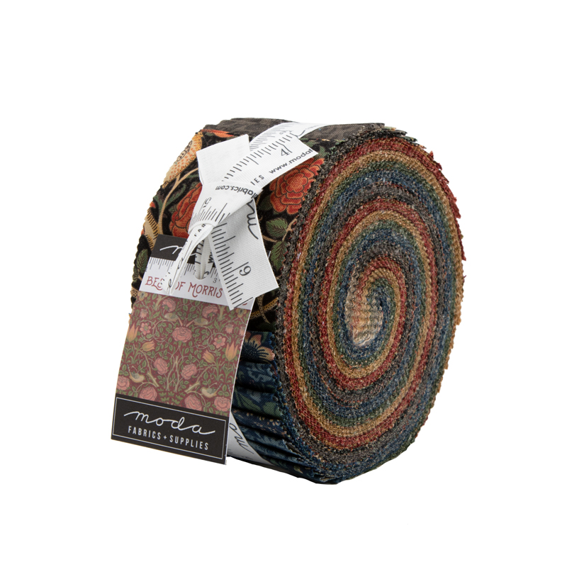 Best Of Morris Fall Jelly Roll 33490JRF from Moda