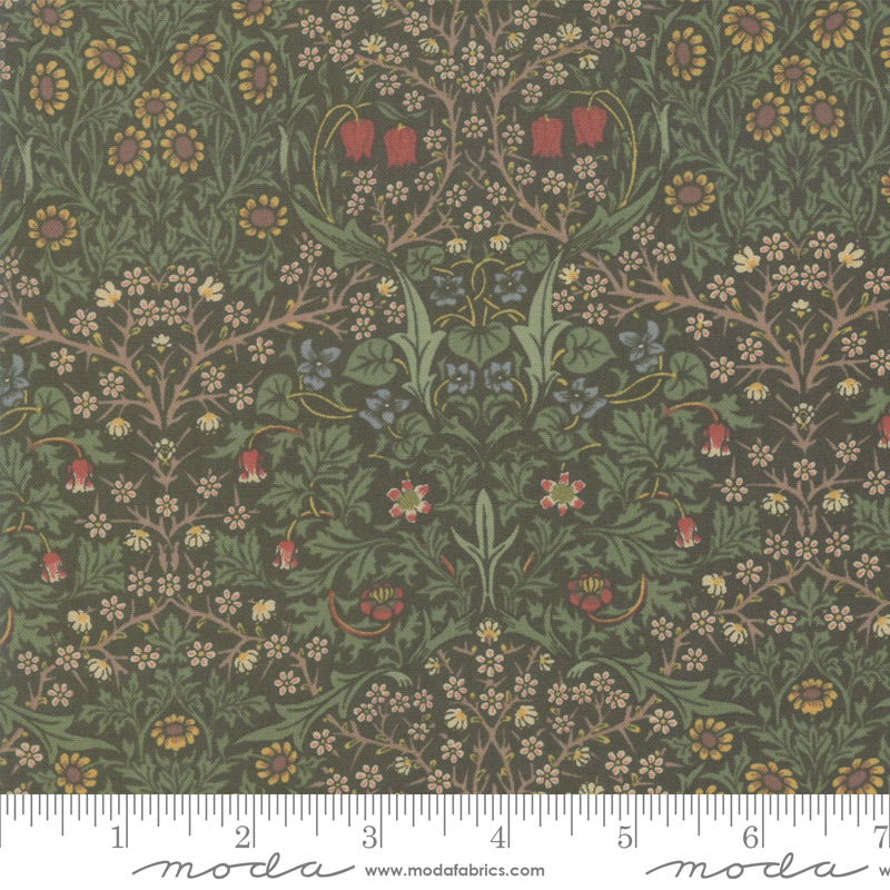 Best Of Morris Fall Pine Small Floral