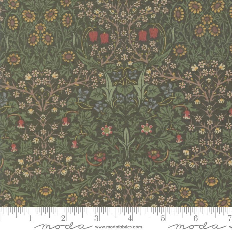 Best Of Morris, Hawthorn 1892, Fall Pine