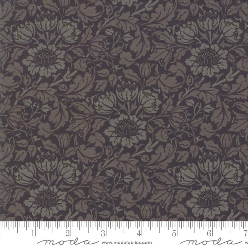Best Of Morris, Flowering Scroll 1908, Fall Ebony 33492 22