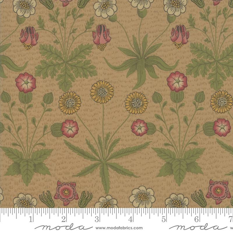 Best Of Morris, Daisy 1865 to 1875, Fall Tan 33493 22