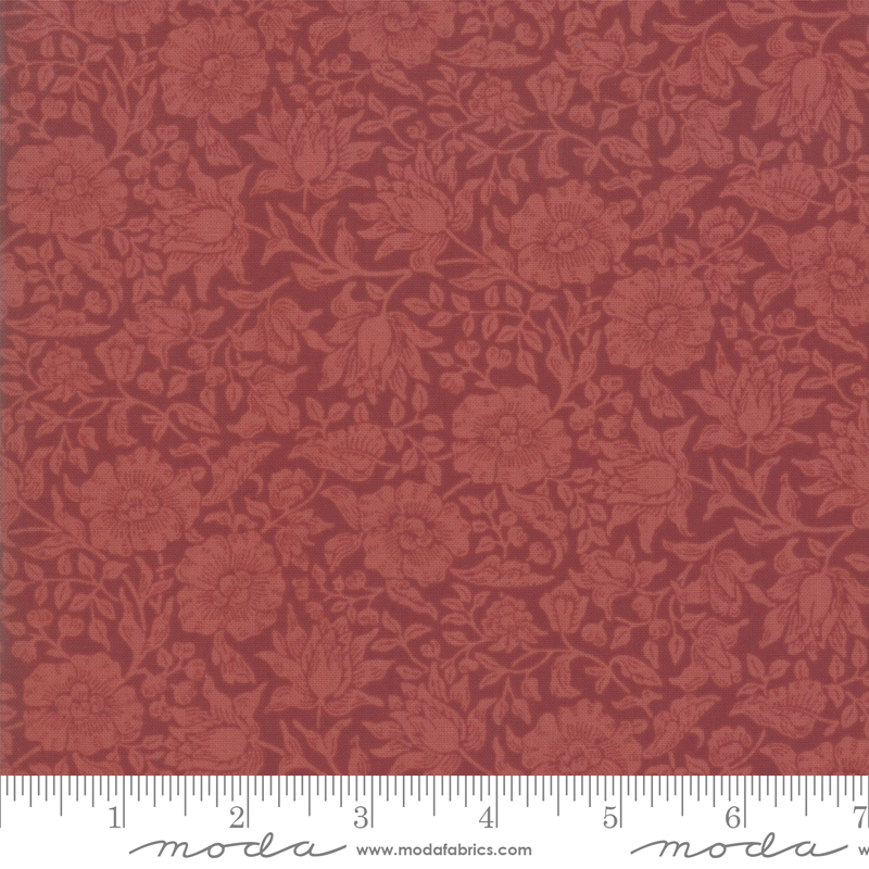 Best Of Morris Fall Crimson 33499-22