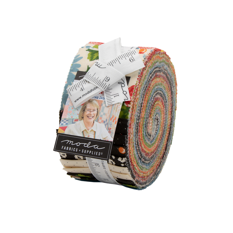 It's Elementary  by American Jane - Jelly Roll® - Moda 21780JR