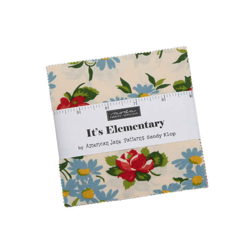 Its Elementary Charm Pack