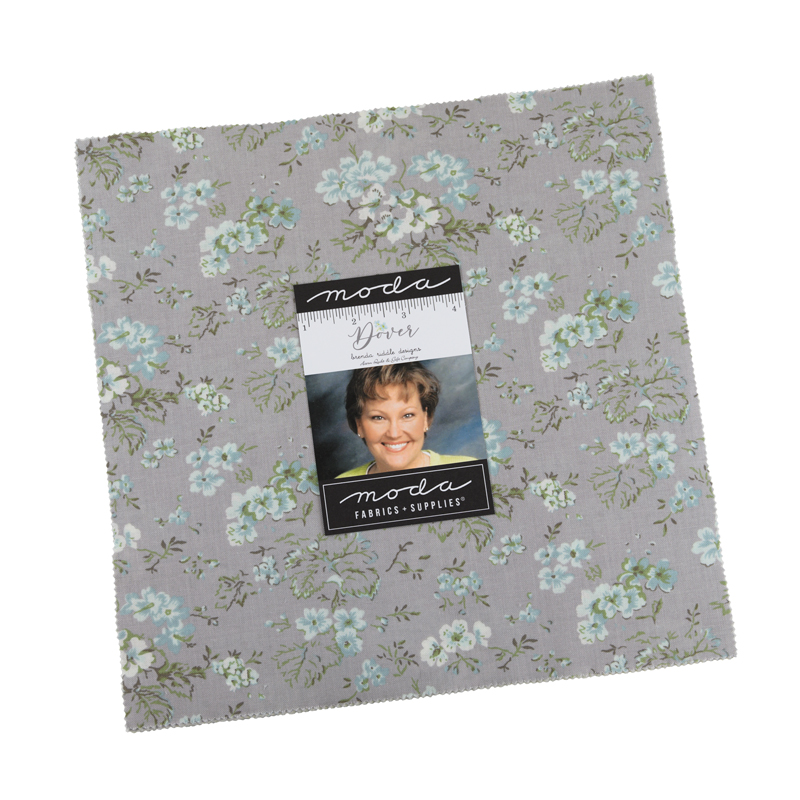 Dover Layer Cake (42 Pieces) - Brenda Riddle Designs - Moda