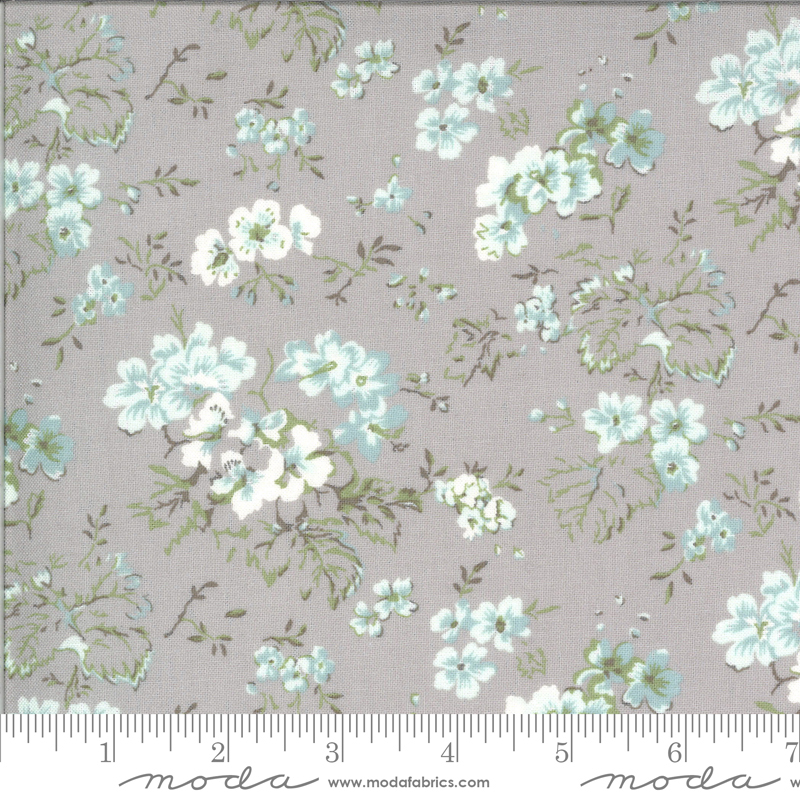Dover Field Floral Grey 18700 14