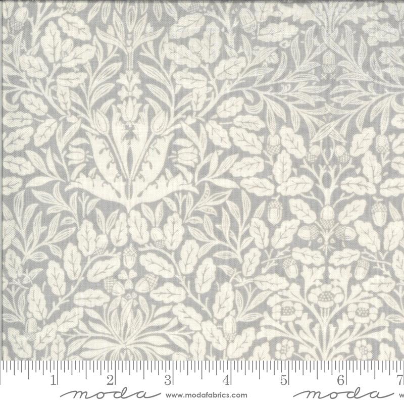 Dover Acorn Damask Grey 18701 13