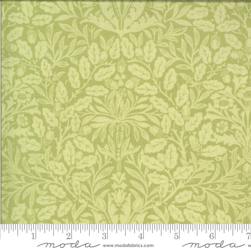 Dover Acorn Damask Sprig 18701-20