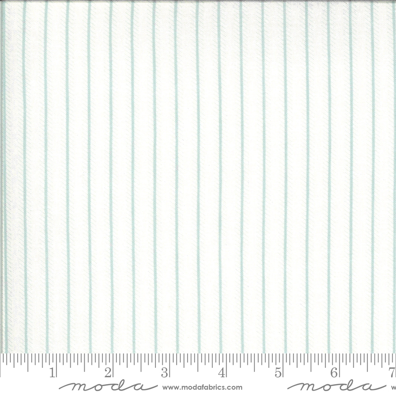 Dover Ticking Stripe Sea Glass 18705-14