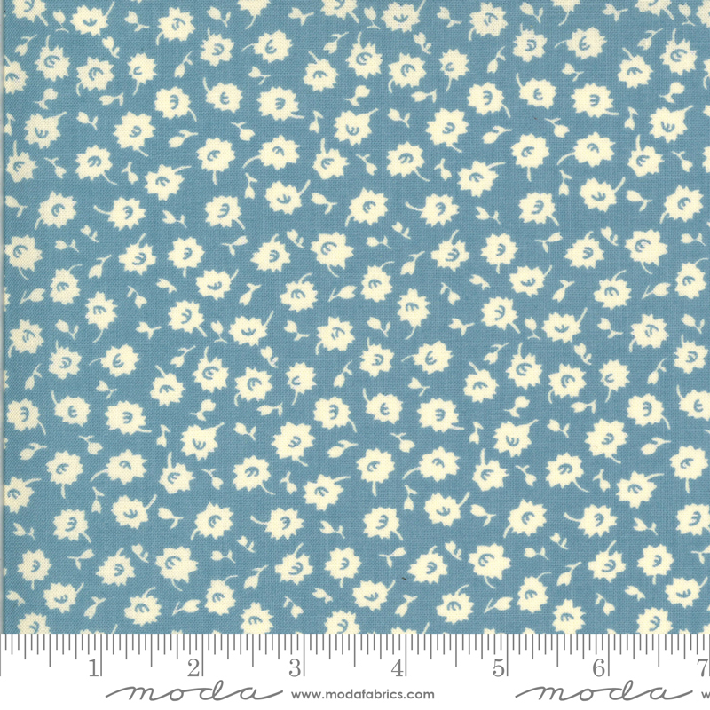 Its Elementary Light Blue by American Jane for Moda - 21787 15