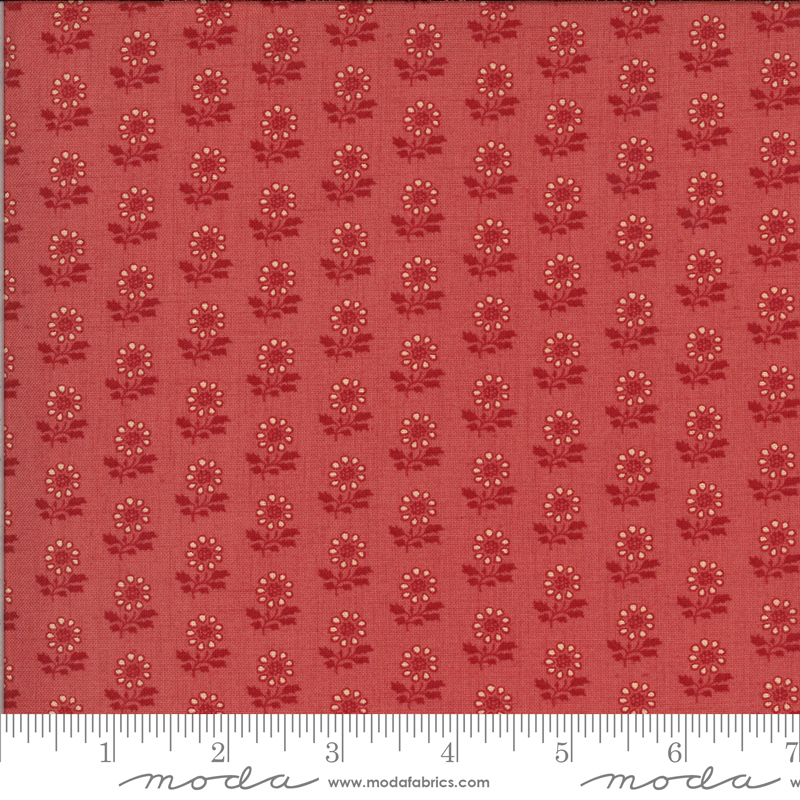 La Rose Rouge Faded Red 13885-12