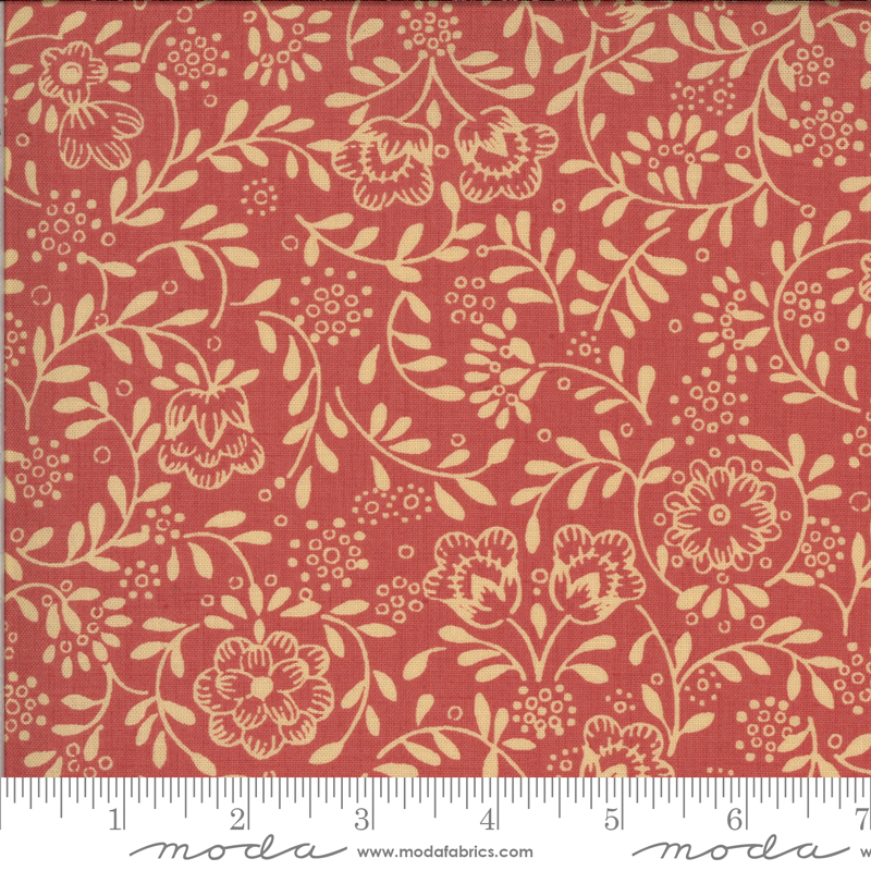 La Rose Rouge Faded Red 13887-14
