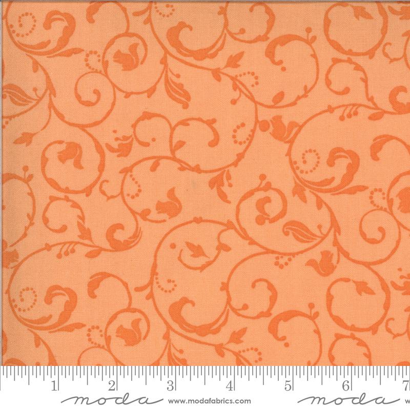 Moda - Squirrelly Girl Apricot