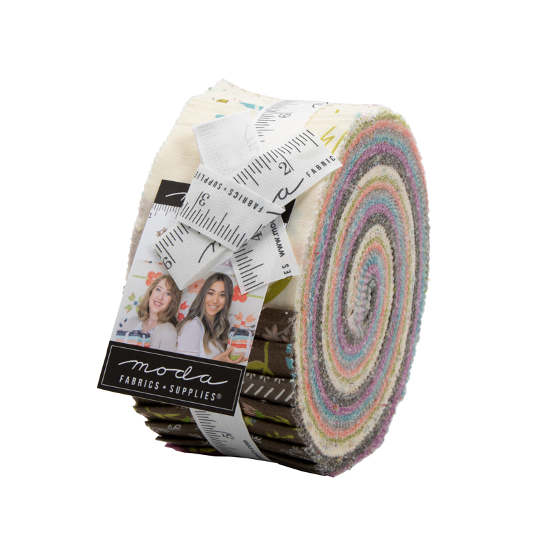 Balboa Jelly Roll (2.5 inch strips) - Sherri and Chelsie - Moda