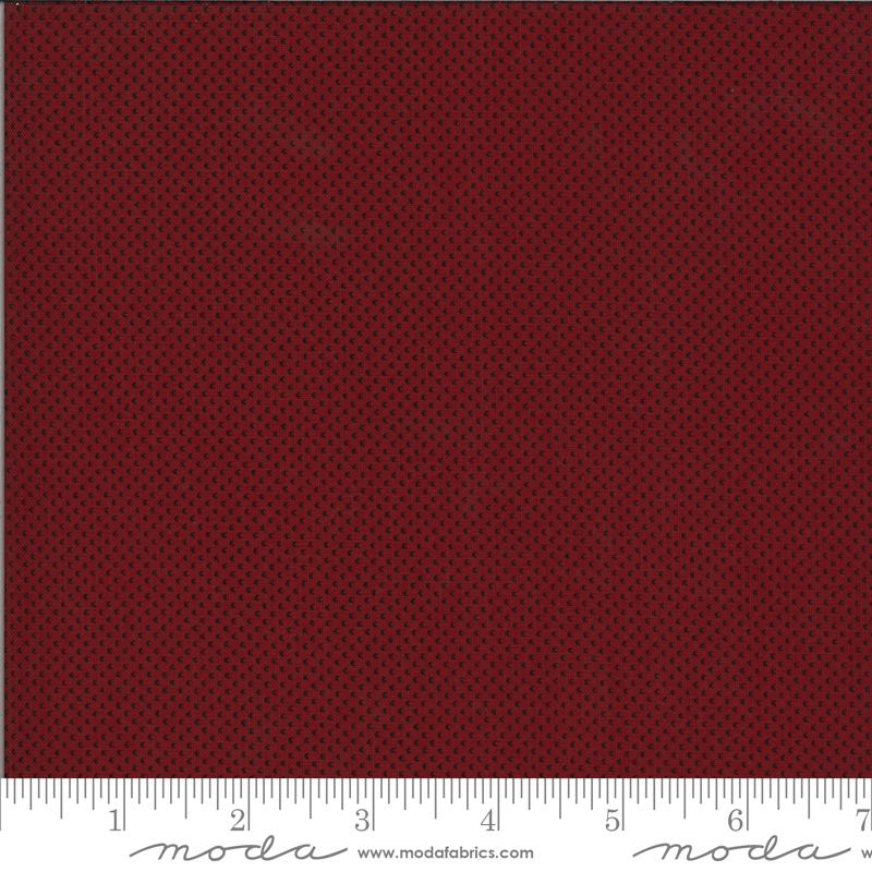 Redwork Gatherings Dark Red 49117 16