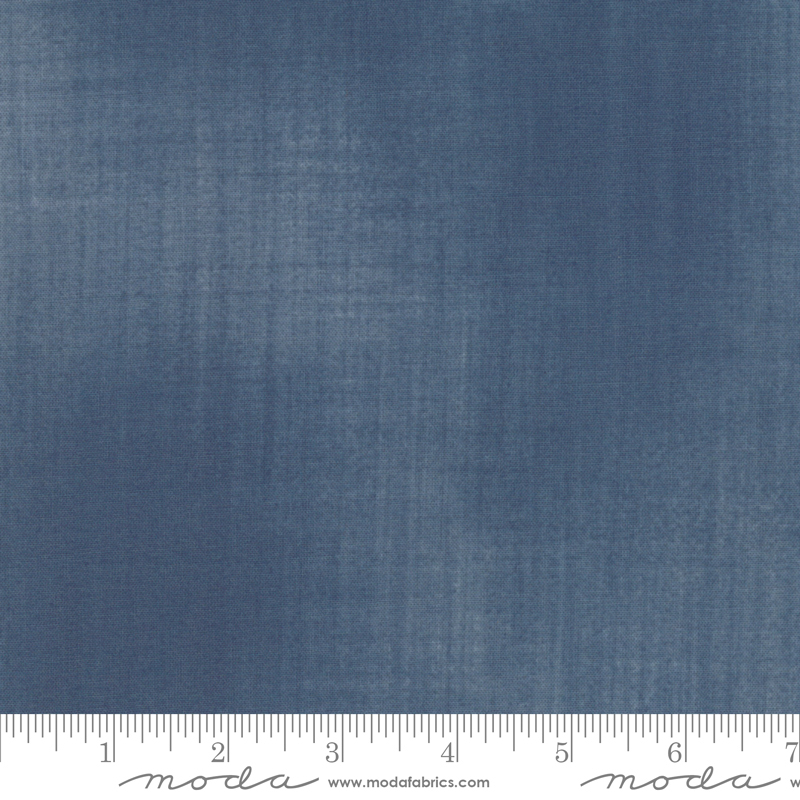 3569 The Blues Woven Texture Fitsger