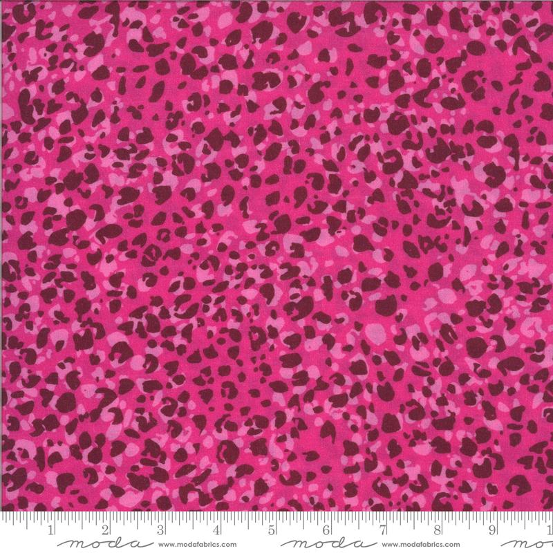 54 Kasada Rayon Animal Pink
