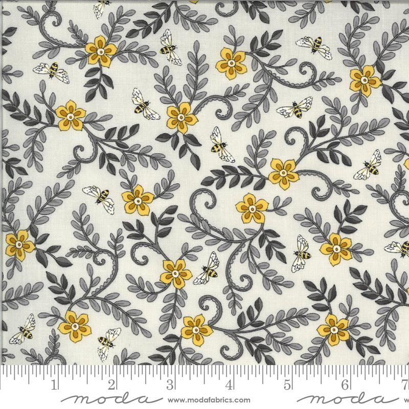 Bee Grateful Dove Grey