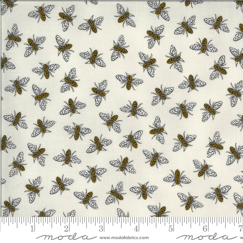 Bee Grateful Dove Grey