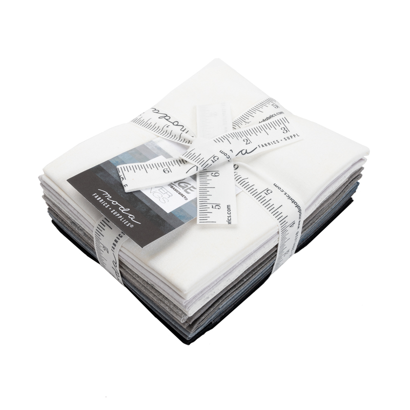 Grunge Silver Linings fat quarter bundle