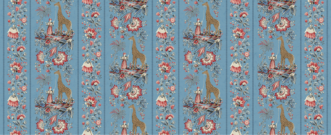 Regency Zarafa 42350-12 Endless Sea by Christopher Wilson Tate for Moda