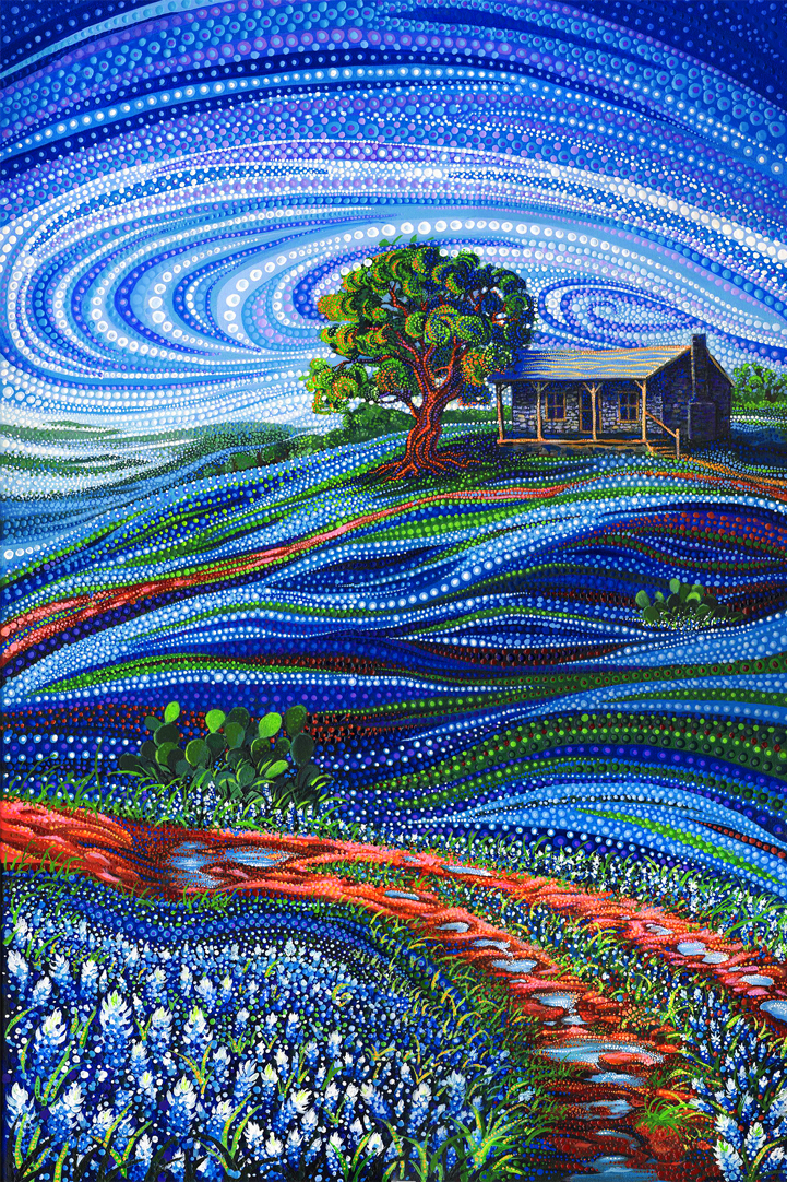 Dreamscapes - The Home Place Panel