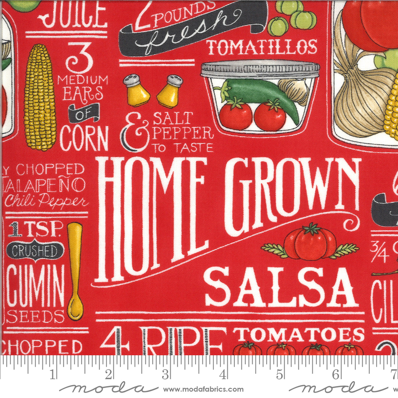 Homegrown Salsa Tomato Salsa Recipe