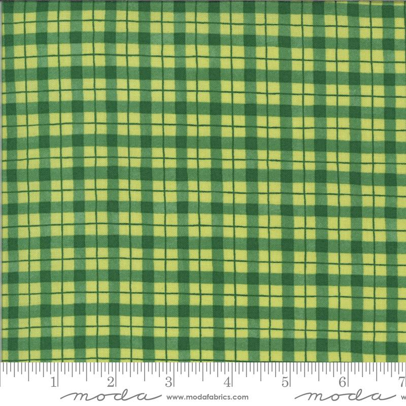Homegrown Salsa Green Plaid #19974 17