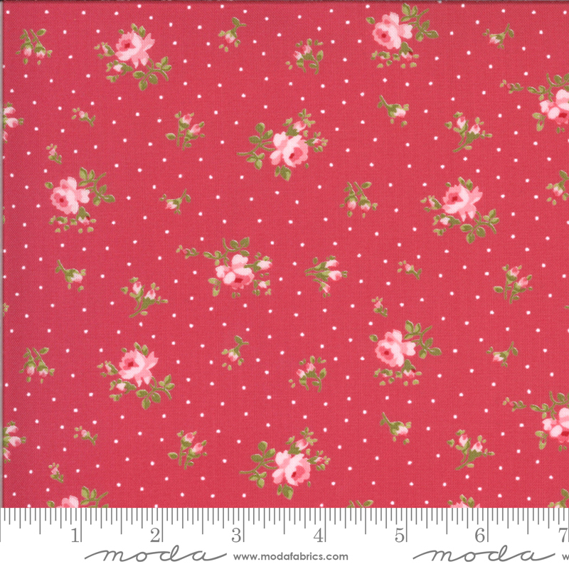 Sophie Medium Floral Rosey (18711 13) by Brenda Riddle Designs