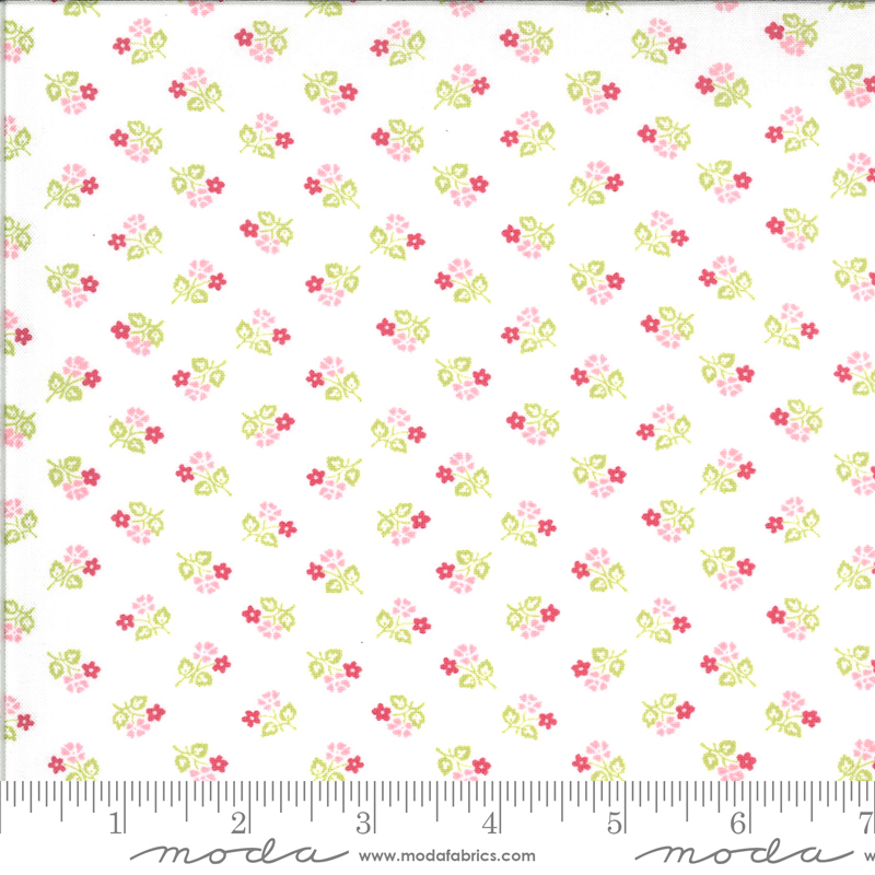 Sophie Small Floral Linen 18712 11