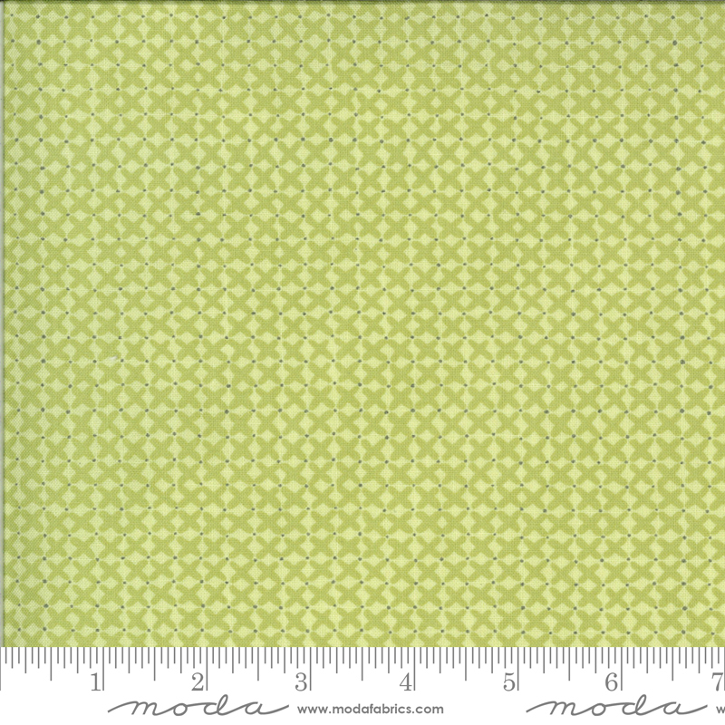 Sophie Cross Stitch Linen Sprout (18713 19) by Brenda Riddle Designs