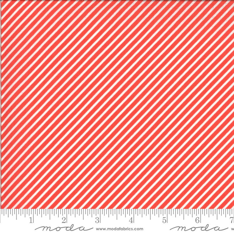 Happy Days Stripe Geranium